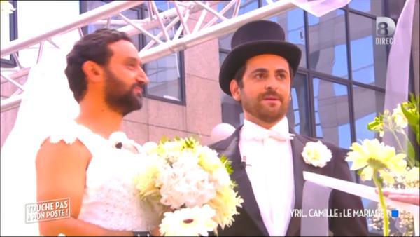 Le mariage de Cyril et Camille